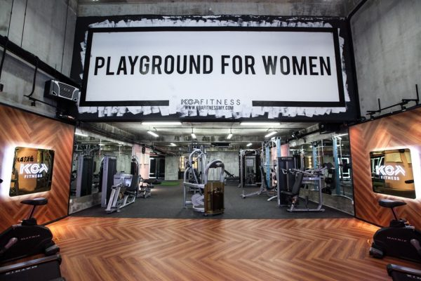 Playground for women