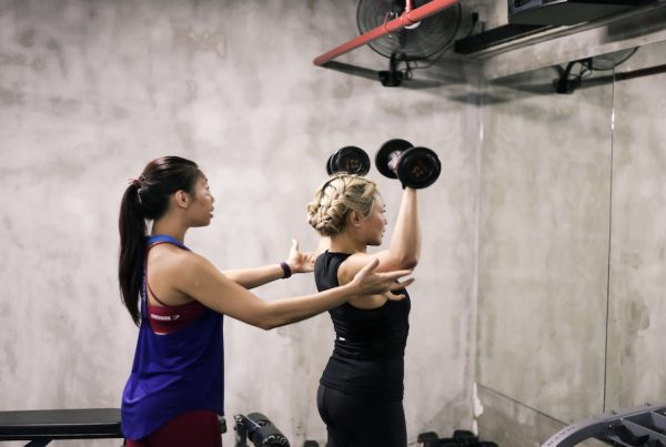 5 Benefits of Starting Your Fitness Journey Through Personal Training post-MCO.