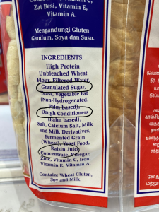 Before you buy that loaf of bread, learn how to look at the label.