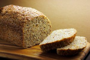 Sprouted grains bread