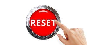 Reset that mindset