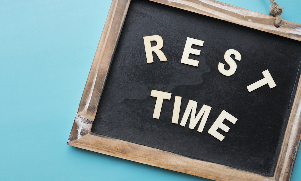 5 Reasons Why Rest Is SO Important