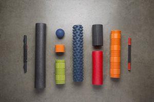 Types of foam rollers